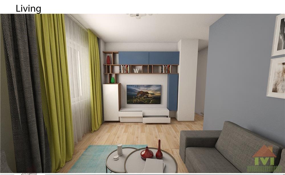 Apartament 3 camere de vanzare Parcul Carol - Central