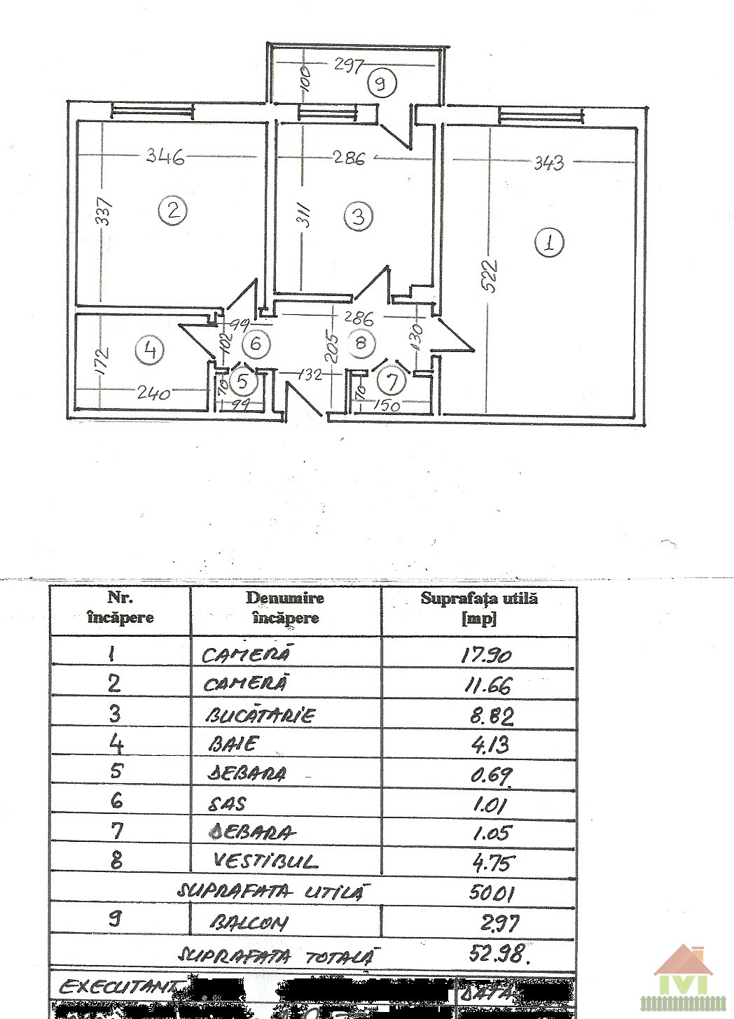 Apartament 2 camere 5 min metrou, Aparatorii Patriei