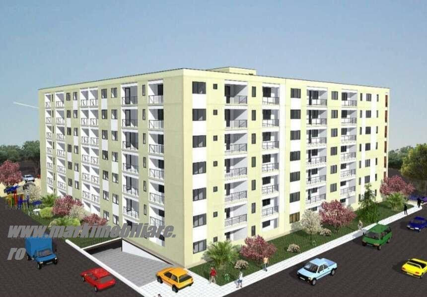 Apartament 2 camere de vanzare Berceni - Turnu Magurele